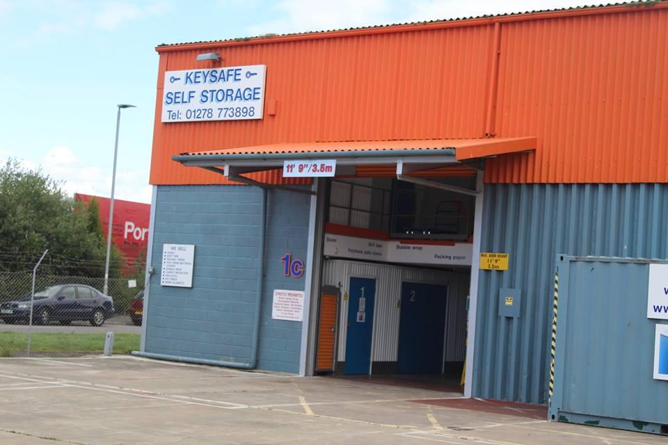 Self Storage Highbridge & Burnham on Sea